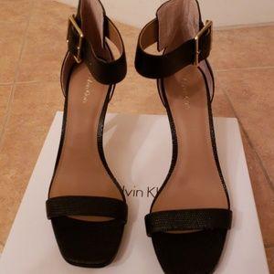 Calvin Klein Vable heels